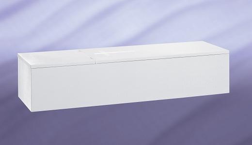 キリスト箱型-白 / 108,000円(税込)